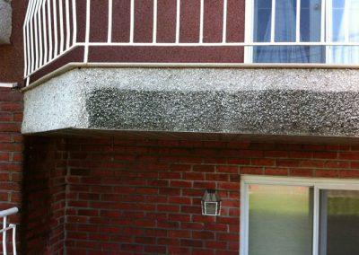 Lavage à pression de balcon à Laval - Lavage Pression Net à Morin Heights